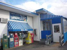 Maine Diner, Wells Maine