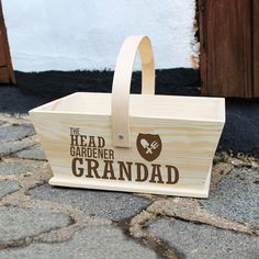 Nanny /& Grandad/'s House où les souvenirs sont faits Horloge Cadeau fête des mères