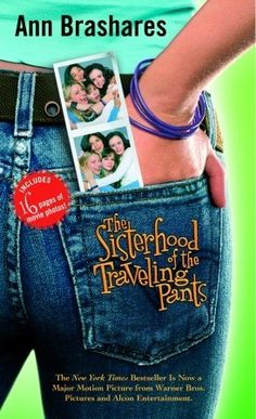 Sisterhood of the Traveling Pants by Ann Brashares.  HIGHLY recommend the audiobooks!