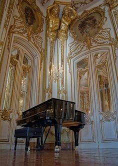Palace of Queluz, Queluz, Portugal.