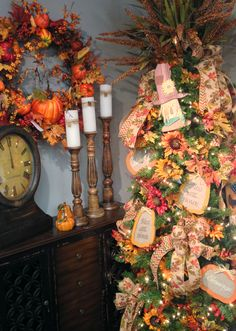 Fall Decor for every room in your home!!
