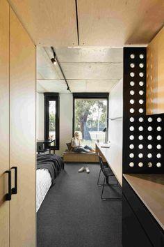 Студенческое общежитие в Австралии