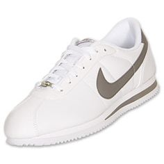 Mens Nike Cortez Basic Leather Casual Shoes