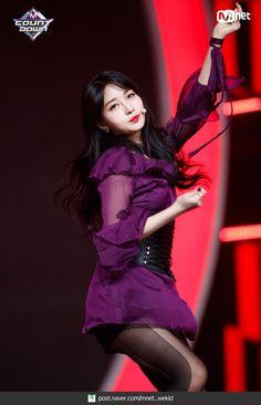 Kpop Girl Groups, Kpop Girls, Euna Kim, Yuehua Entertainment, Kim Min, New Girl, Girls Generation, Pop Group, Beauty Women