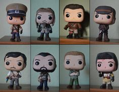 Call Of Duty: Black Ops 2 Zombies Made to Order Custom Pop Vinyl Figure Custom Pop Vinyl, Bo3 Zombies, Black Ops 3 Zombies, Call Of Duty Zombies, Geek Games, Video Games Funny, Call Of Duty Black, Pokemon Cosplay, Pop Vinyl Figures