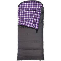 TETON Sports Fahrenheit Regular 0F Sleeping Bag ($60) ❤ liked on Polyvore featuring camping