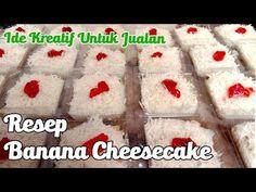 RESEP BANANA CHEESECAKE   IDE KREATIF JUALAN - YouTube Banana Cheesecake, Food And Drink, Breakfast, Youtube, Recipes, Morning Coffee, Recipies, Ripped Recipes, Youtubers