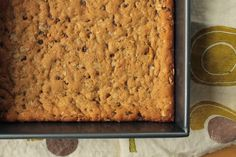 Life on Food: Flourless Peanut Butter Oatmeal Chocolate Chip Coo...