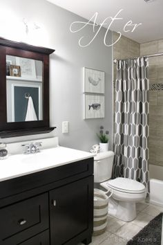 "Sherwin Williams ""meditative"" This Is The Exact Color I Want To Alluring Paint Small Bathroom Decorating Design"