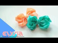 Laço Angel Angel #Ribbon Bow DIY by Elysia Handmade - YouTube
