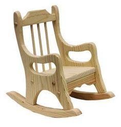 Rocking Tractor Woodworking Plan Most kids have a rocking horse but how many have a rocking tractor? Your little farmer can be the first! This great rocker will keep them amused for hours. They'll rea
