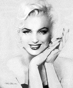 Arte Marilyn Monroe, Marilyn Monroe Wallpaper, Marilyn Monroe Drawing, Marilyn Monroe Portrait, Marilyn Monroe Photos, Prison Drawings, Greek Drawing, Caricatures, Gangster Girl