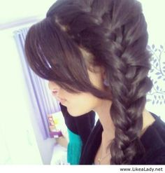 Gallery For > Beautiful Hairstyles Tumblr