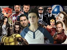 LokiStrikes 90. CIVIL-WAR, Men In Black, Adios Fantastic 4 y más! - YouTube