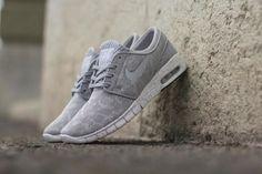 Nike SB – Stefan Janoski Max Grey Wolf | Be Street