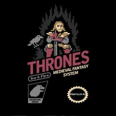 Game of Thrones 8Bits