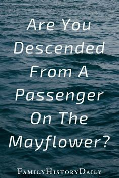 Are You One of 35 Million Mayflower Descendants? Here's How to Find Out Many can trace their ancestry back to the Mayflower, can you? These free genealogy sites can help you find the Mayflower passengers in your family tree. Free Genealogy Sites, Genealogy Research, Family Genealogy, Genealogy Forms, Family Tree Research, Family Tree Chart, Family Trees, Genealogy Organization, Family Guy