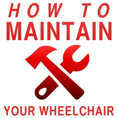 So You Want to Keep Your Wheelchair in the Best Shape Possible… Maintaining your manual wheelchair can be easy if you have some...