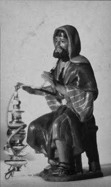 Escenografías para el Belén: abril 2013 Buddha, Dan, Greek, Statue, Sea Of Galilee, Grow Old, Humility, Plugs, Nativity Sets
