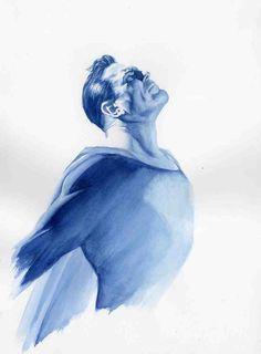 Alex Ross-Superman