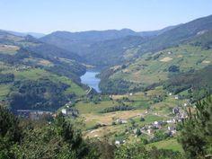 Río Navia y Doiras, Concejo de Boal (Asturias)