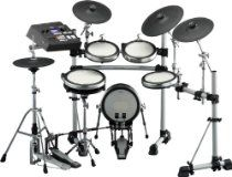 Yamaha DTX700 Series Electronic Drum Set (DTX790K)