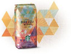 Brezza Blend Starbucks Coffee