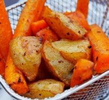 Légumes rôtis - Cuisi'Ness - Carnet de recettes d'une maman pressée !