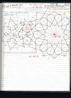 Page 163 of 191 Geometric Pattern Design, Geometric Designs, Mandala Design, Mandala Art, Geometry Art, Sacred Geometry, Islamic Art Pattern, Arabic Pattern, Witches