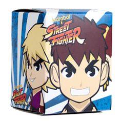 Kidrobot Street Fighter Mini Series 2 Blind Box Vinyl Figure