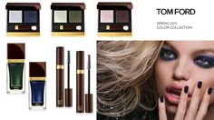 TOM FORD MAKEUP - Color Collection - Spring 2015