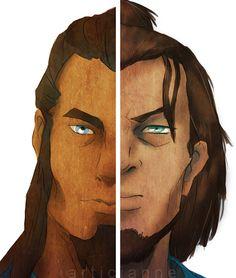 Parallels | Tanraq and Hakoda | The Last Airbender | Legend of Korra | Avatar