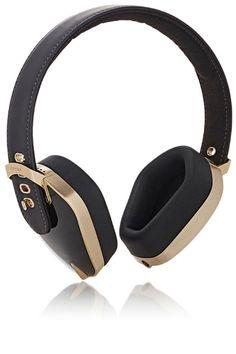 Pryma bluetooth headphones, $500, barneys.com - Tech Gift Guide: This Season's Chicest Gadgets   - HarpersBAZAAR.com