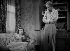 Scarlet Street (1945) Director: Fritz Lang, , Cinematography by Milton R. Krasner, Dan Duryea,