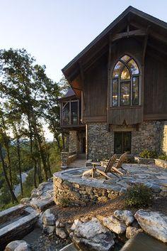 Ashville dream home