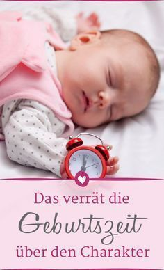 What the birth time reveals about the character- Was die Geburtszeit über den Charakter verrät Tell me your birth time, I tell you who you scorpio time of birth - Pregnancy Books, Pregnancy Info, Dou Dou, Character Home, Baby Kind, Baby Hacks, Kids And Parenting, Decir No, Infant