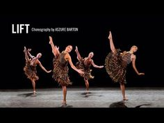Aszure Barton's LIFT performed by Alvin Ailey American Dance Theater. Amazing!!