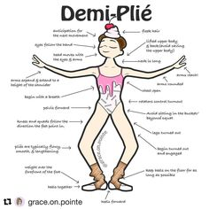 "443 curtidas, 5 comentários - WestPointBallet (@_westpointballet_) no Instagram: ""#Repost @grace.on.pointe (@get_repost) ・・・ Demi-pliés are the pathway to almost every move in…"""