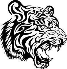 Tiger SVG File Download | Magical Memories 4 You