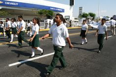 Los alumnos del #P04Cuautla del #Cobaem_Morelos.