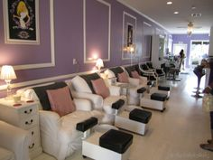 Only The Cutest Nail Ever Beauty Salon Design