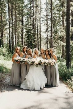 Classy, fun and full of style this wedding will surely entice you to get married in gorgeous Canmore!