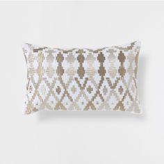 GEOMETRIC PRINT CUSHION - Cushions - Bedroom | Zara Home United Kingdom