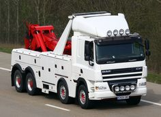 DAF CF recovery