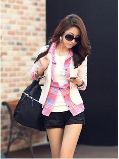 New Fashion Women Blazer Brand Lady's blasers