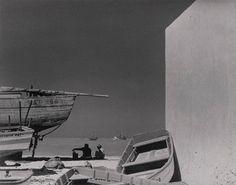 Paul Strand, Boats and Sea, Progreso, Yucatán 1966. Thank you, arsvitaest.