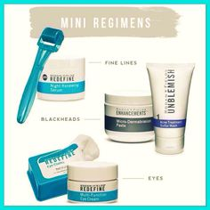 Not ready for a full regimen, but have a skin concern? Let's get you started today!