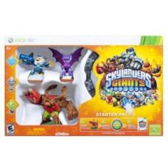Skylanders Giants  (Starter Pack) (Xbox 360)