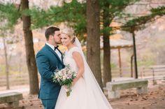 Kasperski-Halberg Wedding Photo By McConville Studio at Starved Rock #StarvedRockWedding