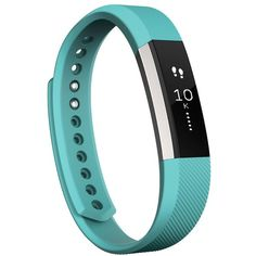 Fitbit 'Alta' Wireless Fitness Tracker ($130) ❤ liked on Polyvore featuring jewelry, bracelets, accessories, watches, tech, teal, evening jewelry, cocktail jewelry, holiday jewelry and special occasion jewelry